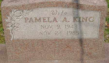 KING, PAMELA A - Franklin County, Ohio | PAMELA A KING - Ohio Gravestone Photos