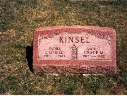 KNISEL, GRACE M. - Franklin County, Ohio | GRACE M. KNISEL - Ohio Gravestone Photos