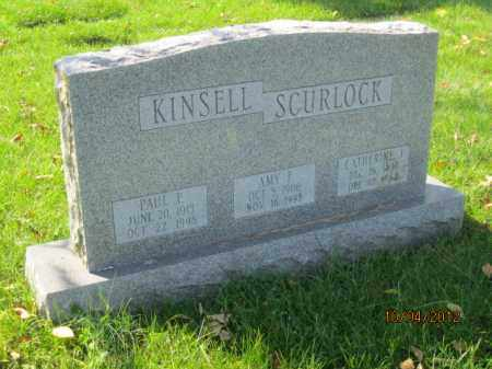 SCURLOCK, CATHERINE JANE - Franklin County, Ohio | CATHERINE JANE SCURLOCK - Ohio Gravestone Photos
