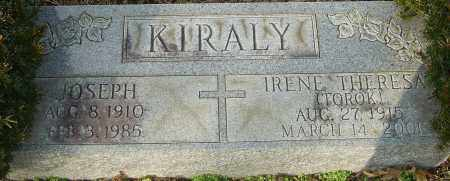 KIRALY, IRENE THERESA - Franklin County, Ohio | IRENE THERESA KIRALY - Ohio Gravestone Photos
