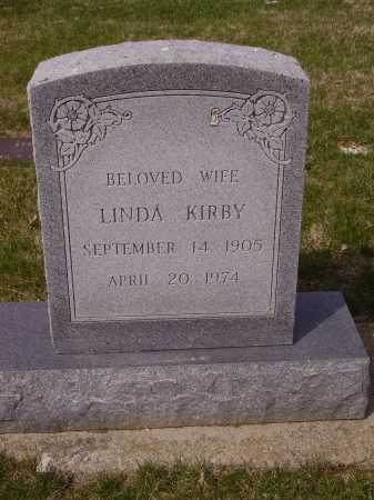 KIRBY, LINDA - Franklin County, Ohio | LINDA KIRBY - Ohio Gravestone Photos