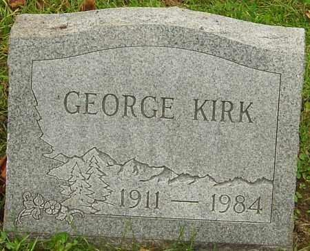 KIRK, GEORGE - Franklin County, Ohio | GEORGE KIRK - Ohio Gravestone Photos