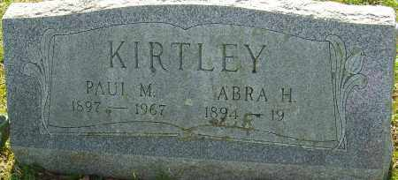 KIRTLEY, PAUL M - Franklin County, Ohio | PAUL M KIRTLEY - Ohio Gravestone Photos