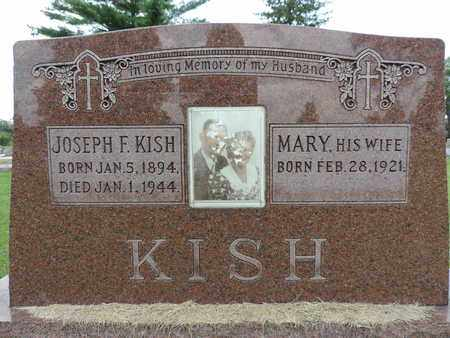 KISH, MARY - Franklin County, Ohio | MARY KISH - Ohio Gravestone Photos