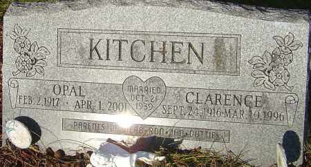 KITCHEN, CLARENCE - Franklin County, Ohio | CLARENCE KITCHEN - Ohio Gravestone Photos