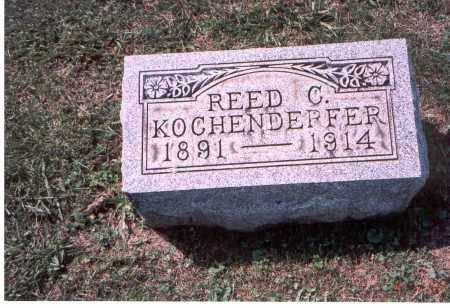 KOCHENDERFER, REED C. - Franklin County, Ohio | REED C. KOCHENDERFER - Ohio Gravestone Photos