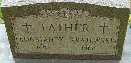 KRAJEWSKI, KONSTANTLY - Franklin County, Ohio | KONSTANTLY KRAJEWSKI - Ohio Gravestone Photos
