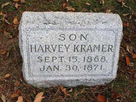 KRAMER, HARVEY - Franklin County, Ohio | HARVEY KRAMER - Ohio Gravestone Photos