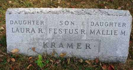 KRAMER, MALLIE M. - Franklin County, Ohio | MALLIE M. KRAMER - Ohio Gravestone Photos