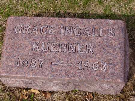 INGALLS KUEHNER, GRACE - Franklin County, Ohio | GRACE INGALLS KUEHNER - Ohio Gravestone Photos