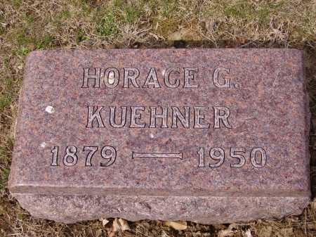 KUEHNER, HORACE G. - Franklin County, Ohio | HORACE G. KUEHNER - Ohio Gravestone Photos