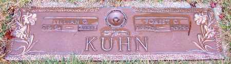 MILLER KUHN, LILLIAN - Franklin County, Ohio | LILLIAN MILLER KUHN - Ohio Gravestone Photos
