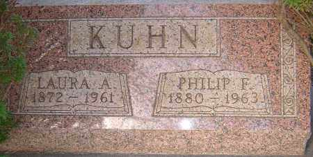 KUHN, PHILIP - Franklin County, Ohio | PHILIP KUHN - Ohio Gravestone Photos