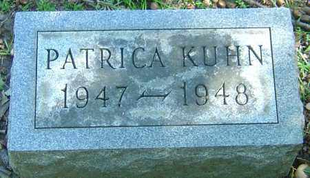 KUHN, PATRICIA - Franklin County, Ohio | PATRICIA KUHN - Ohio Gravestone Photos