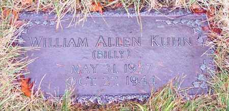 KUHN, WILLIAM - Franklin County, Ohio | WILLIAM KUHN - Ohio Gravestone Photos