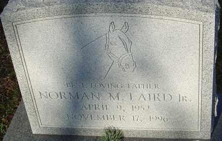 LAIRD, NORMAN - Franklin County, Ohio   NORMAN LAIRD - Ohio Gravestone Photos