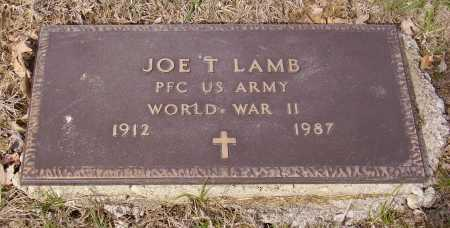 LAMB, JOE T. - MILITARY - Franklin County, Ohio | JOE T. - MILITARY LAMB - Ohio Gravestone Photos