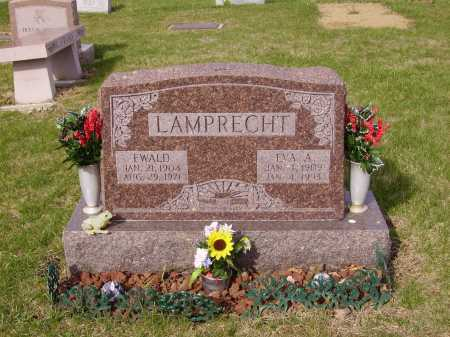 LAMPRECHT, EVA A. - Franklin County, Ohio | EVA A. LAMPRECHT - Ohio Gravestone Photos