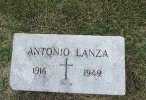 LANZA, ANTONIO - Franklin County, Ohio | ANTONIO LANZA - Ohio Gravestone Photos