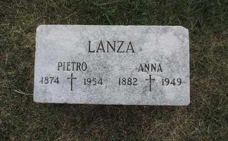 LANZA, ANNA - Franklin County, Ohio | ANNA LANZA - Ohio Gravestone Photos