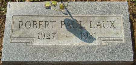 LAUX, ROBERT PAUL - Franklin County, Ohio | ROBERT PAUL LAUX - Ohio Gravestone Photos