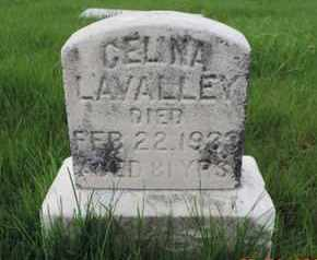 LAVALLEY, CELINA - Franklin County, Ohio | CELINA LAVALLEY - Ohio Gravestone Photos
