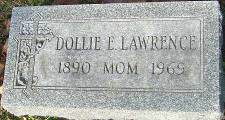 LAWRENCE, DOLLIE E - Franklin County, Ohio | DOLLIE E LAWRENCE - Ohio Gravestone Photos