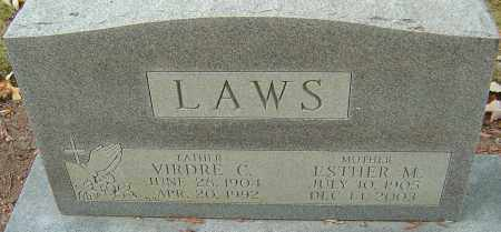 LAWS, VIRDRE C - Franklin County, Ohio | VIRDRE C LAWS - Ohio Gravestone Photos