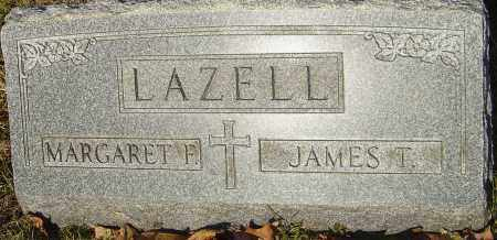 LAZELL, MARGARET - Franklin County, Ohio | MARGARET LAZELL - Ohio Gravestone Photos