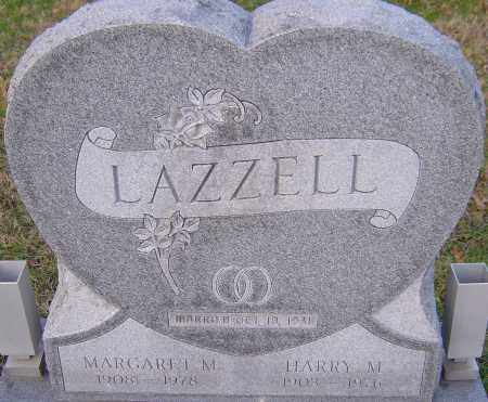 LAZZELL, HARRY - Franklin County, Ohio | HARRY LAZZELL - Ohio Gravestone Photos