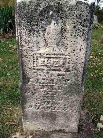 LEADY, ELIZA - Franklin County, Ohio | ELIZA LEADY - Ohio Gravestone Photos