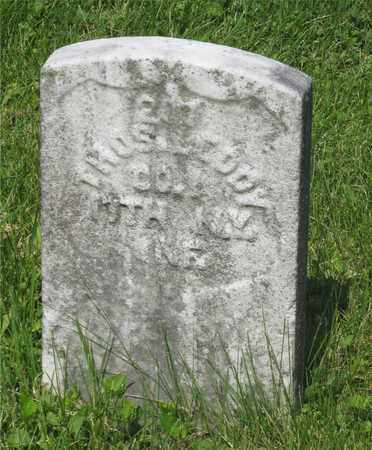 LEDDY, THOS. - Franklin County, Ohio | THOS. LEDDY - Ohio Gravestone Photos