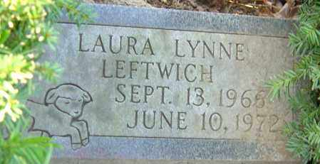 LEFTWICH, LAURA - Franklin County, Ohio | LAURA LEFTWICH - Ohio Gravestone Photos