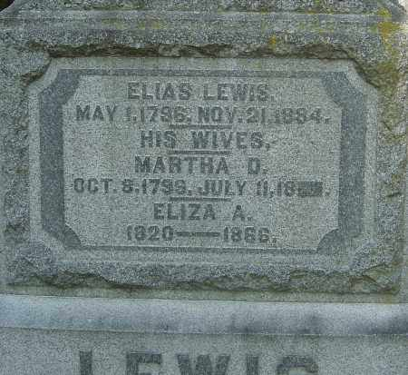 LEWIS, MARTHA D - Franklin County, Ohio | MARTHA D LEWIS - Ohio Gravestone Photos