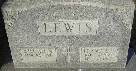 LEWIS, FRANCES V - Franklin County, Ohio | FRANCES V LEWIS - Ohio Gravestone Photos