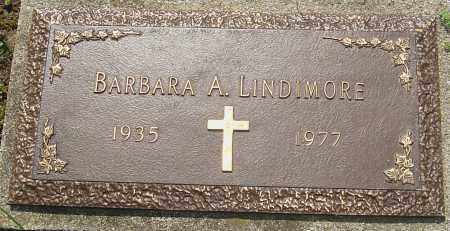LINDIMORE, BARBARA A - Franklin County, Ohio | BARBARA A LINDIMORE - Ohio Gravestone Photos
