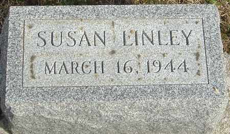 LINLEY, SUSAN - Franklin County, Ohio | SUSAN LINLEY - Ohio Gravestone Photos