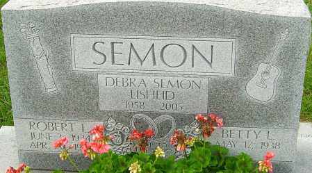 SEMON LISHEID, DEBRA - Franklin County, Ohio | DEBRA SEMON LISHEID - Ohio Gravestone Photos