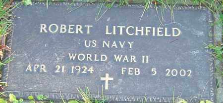 LITCHFIELD, ROBERT - Franklin County, Ohio | ROBERT LITCHFIELD - Ohio Gravestone Photos