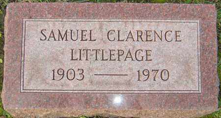 LITTLEPAGE, SAMUEL - Franklin County, Ohio | SAMUEL LITTLEPAGE - Ohio Gravestone Photos
