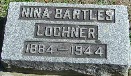 LOCHNER, NINA - Franklin County, Ohio | NINA LOCHNER - Ohio Gravestone Photos