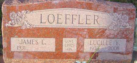 LOEFFLER, LUCILLE - Franklin County, Ohio | LUCILLE LOEFFLER - Ohio Gravestone Photos