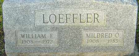 LOEFFLER, MILDRED - Franklin County, Ohio | MILDRED LOEFFLER - Ohio Gravestone Photos