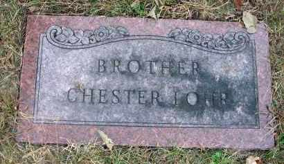 LOHR, CHESTER - Franklin County, Ohio | CHESTER LOHR - Ohio Gravestone Photos