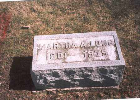 LONG, MARTHA A. - Franklin County, Ohio | MARTHA A. LONG - Ohio Gravestone Photos
