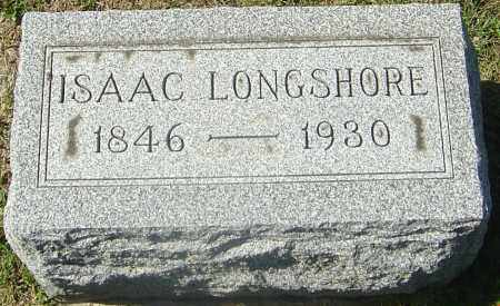 LONGSHORE, ISAAC - Franklin County, Ohio | ISAAC LONGSHORE - Ohio Gravestone Photos