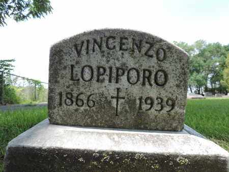 LOPIPORO, VINCENZO - Franklin County, Ohio | VINCENZO LOPIPORO - Ohio Gravestone Photos