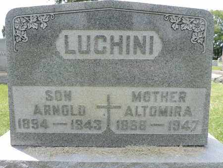 LUCHINI, ALTOMIRA - Franklin County, Ohio | ALTOMIRA LUCHINI - Ohio Gravestone Photos