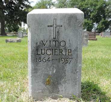 LUCIERIE, VITO - Franklin County, Ohio   VITO LUCIERIE - Ohio Gravestone Photos