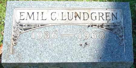 LUNDGREN, EMIL C - Franklin County, Ohio | EMIL C LUNDGREN - Ohio Gravestone Photos